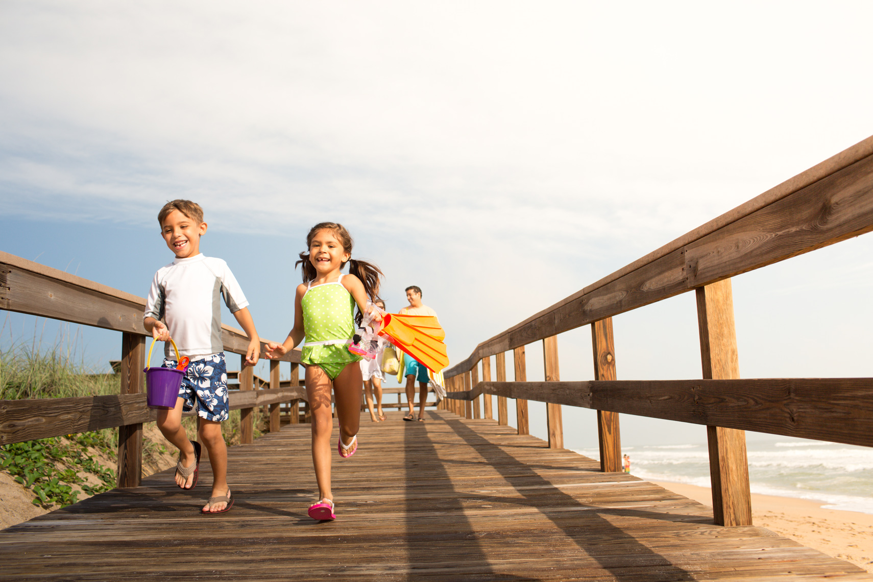wyndham club wyndham boardwalk kids running sand